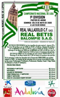 Rechazo a los precios del domingo: ¡Reventemos el estadio del Betis!
